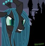 Queen of the Changelings by Roger334