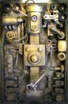 Robot4 by bob-olley