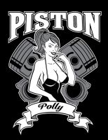 Piston Polly by arm01