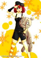 AT - Minorin by nheinnahn