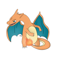 Charizard by AquaKool