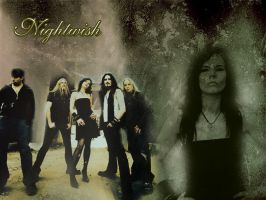 Nightwish are the beast by IrenaT