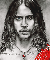 Jesus Leto. by FreedomforGoku