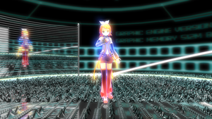 Rin Append XS MME Glitch by AsrialTerra