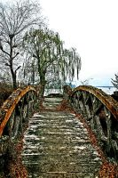 Country Bridge by BeauNestor
