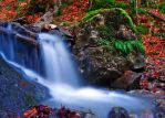 Waterfall Dry Valley by lica20