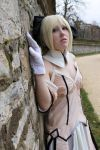 Saber Lily Cosplay - The burden of a King by KagerouRyuzuu