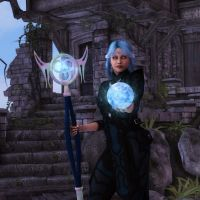 Mystic Mage by NeilV