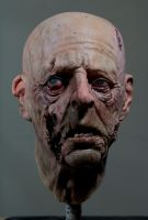 old age zombie by glaucolonghi