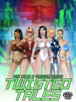 Twisted Tales poster by Doctor-Robo