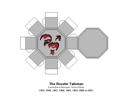 The Rooster Talisman by Gamekirby
