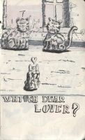 Which dear lover ? by Marcells