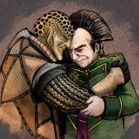 Babylon5 Londogkarhug by jameson9101322