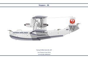 Fantasy 687 Singapore Japan Airlines by WS-Clave