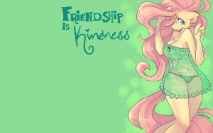 Friendship is Kindness by dahliabee