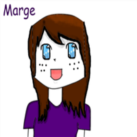 Sista Marge by CookehBuddeh