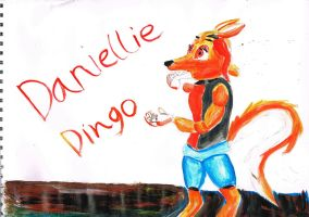 Dani Dingo by Bloodfire09