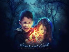 Hansel And Gretel by kazelisa