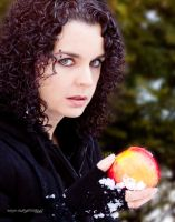 Like a bite of my Apple, Dear? by PixelPerfectPhotog