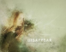 Disappear by pincel3d
