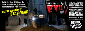 Instrumenst of Evil - Trailer Promo Header by Huwman