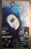 abstract elf biro by Stu7art