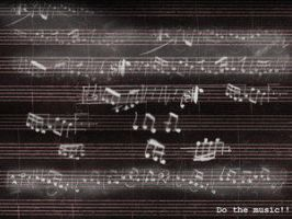 Do the Music by 365art