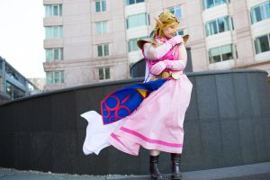 Princess Zelda - Oracle of Ages / Seasons by Starshadow81