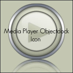 Media Player Objectdock Icon by Salty3-1