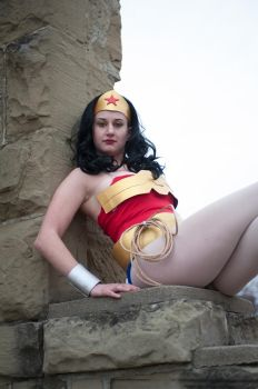 [Justice and Truth] - Wonder Woman by Merytmut