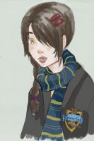 Im a Ravenclaw girl by lyles