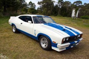 Ford XC Falcon Cobra 5.8L 6 by small-sk8er
