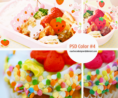 PSD color #4 by ruachocodesigner