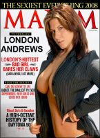 london andrews maxim cover by TL-Designz