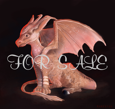 [[OPEN]] Adoptable Dragon [[FOR SALE: READ DESC]] by Khrestos