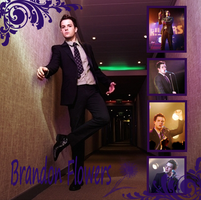 Brandon Flowers 2 by MissArkhamAngel