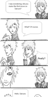 GS: Who Made the First Move? by Leah-Sama