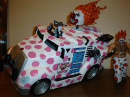 Sweet tooth ice cream truck by pyramidhead22