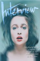 Interview Magazine Cover by KBooth2