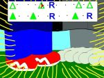 Parappa 8 Stage 4 Bad Mode by unseendino