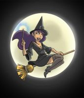witchy by Hackman23