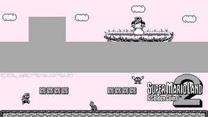 Mario Land 2 PSP Wallpaper by GoldenfrankO