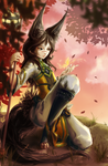 [Blade and Soul] Ndini. by ProtoRC