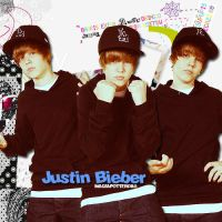 my blend Justin Bieber 2 by magiapotter