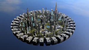 Utopia City 1 by TLBKlaus