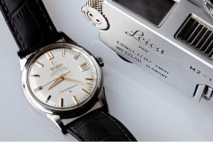 Classic Omega seamaster automatic watch by ailsalu