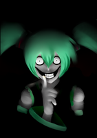 creepy miku by The-Epic-Person