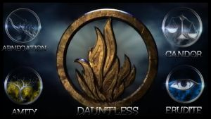 Divergent - 5 Factions by NikkiandHolly17