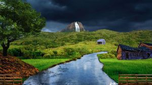 Nature Photo Manipulation 1 by Lord-Xeen