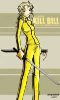 KILL BILL uuuuuuuuummmmmaaaaaa by desfunk
